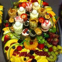 Dessert fat